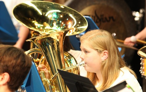 Photo of the Day: Symphonic Band Concert