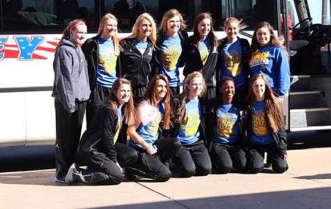 Photo of the Day: Varsity Girls Basketball