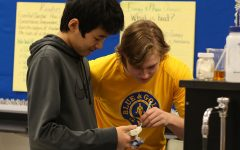 Pre-AP Chemistry Constructs Biodiesel Boats