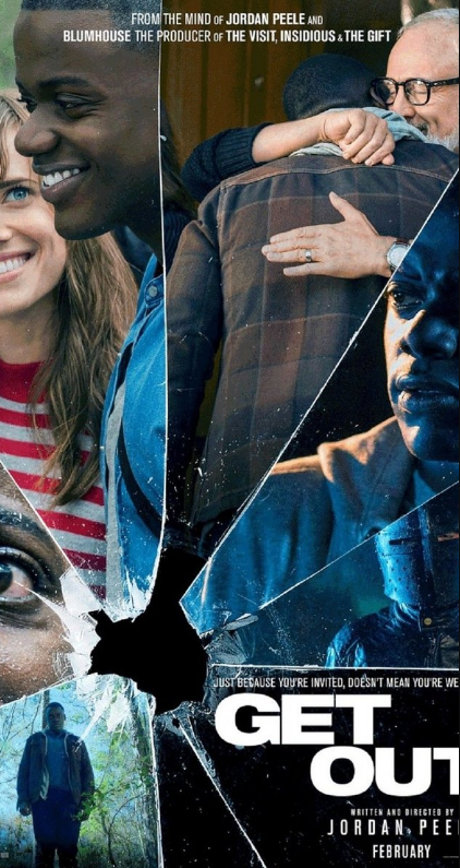 """Get Out"" Movie Review"