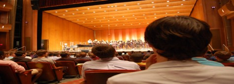 Girls excluded from all men's choral festival