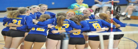 Varsity girls volleyball, team to watch