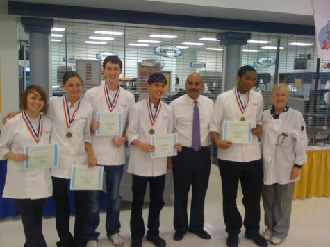 Culinary class takes gold at Iron Chef
