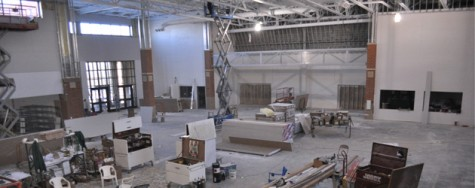 Inside look at the new school