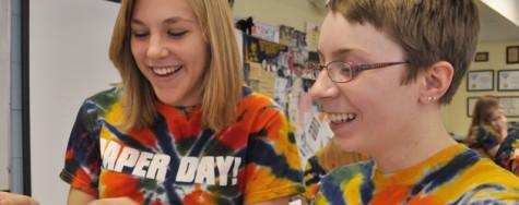 Dunaway becomes student partner