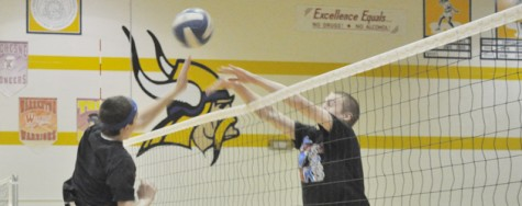 Spanish takes first place at volleyball competition