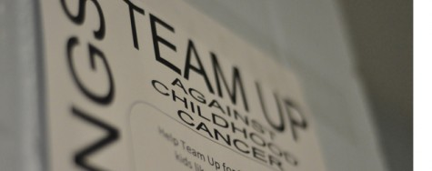 STUCO hosts rally for cancer research