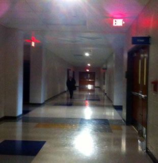 Power Outage Effects Half of Building – FHHS Today