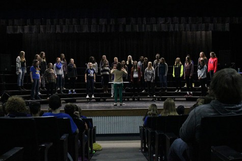 Photo of the Day: Women's Choir