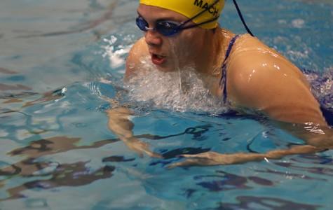 Photo of the Day: Varsity Swim