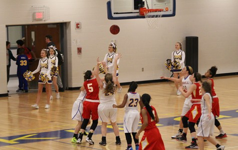 Photo of the Day: JV Basketball