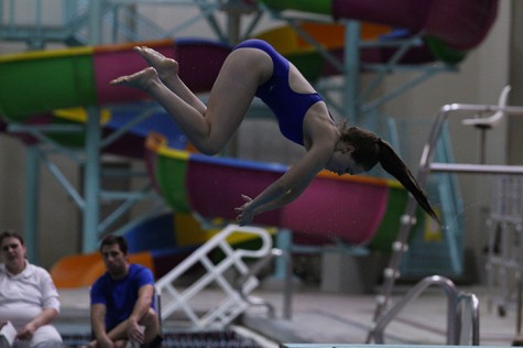 Photo of the Day: Girls Swim