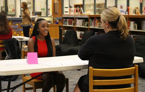 Photo of the Day: Intro to Business Class