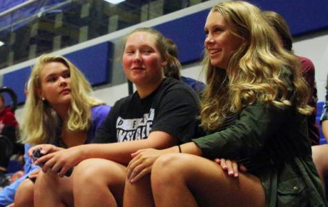 Viking Leadership Academy kickoff