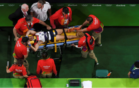 Highest injury count in Olympic History