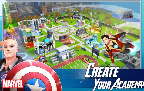 Avengers Academy App Review