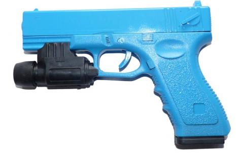 BB Gun found in backpack