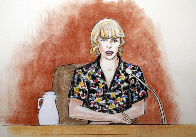 Swift wins in sexual assualt case