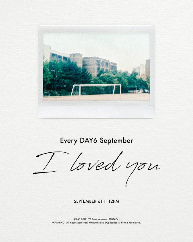 Day6+%22I+Loved+You%22+Review