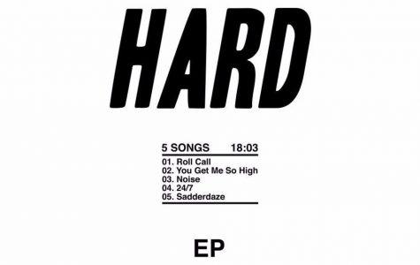 """Hard"" Album Review"