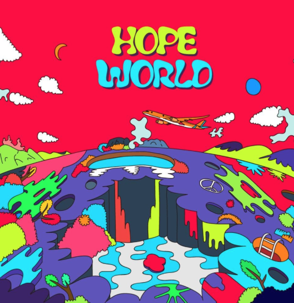 J-Hope+%22Hope+World%22+Review