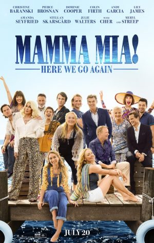 'Mama Mia! Here We Go Again' Review