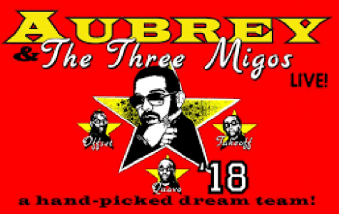"""Aubrey & the Three Migos"" Review"