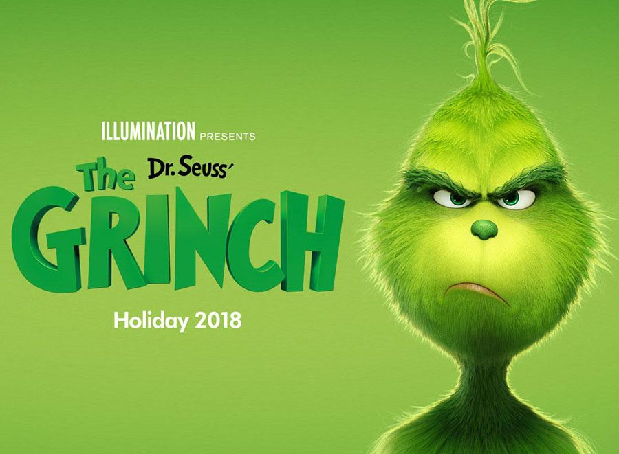 The Grinch 2020 Review.The Grinch Movie Review Fhhs Today