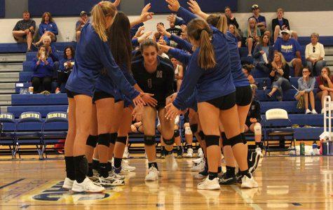 Varsity Girls Volleyball Recap