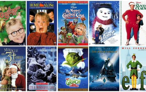 Christmas Movie Favorites
