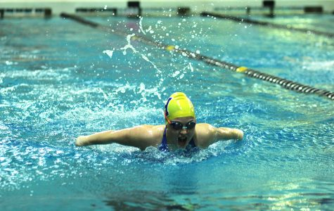 Girls Swim Team Takes Talent to State