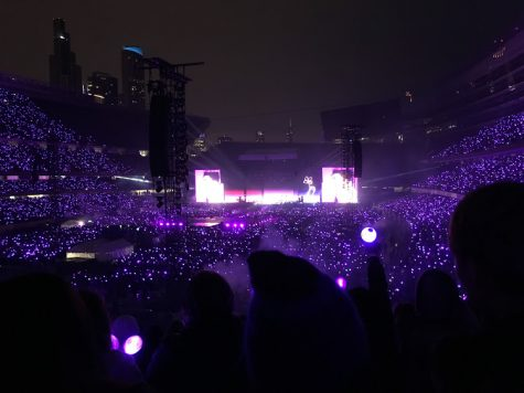 BTS Concert Review