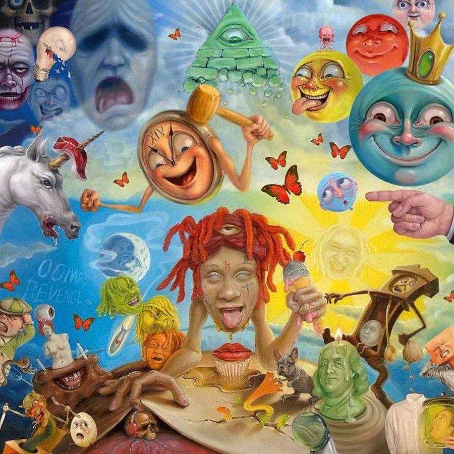 "Trippie Redd ""Life's a Trip"" Review"