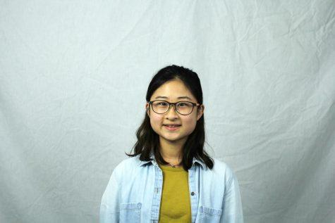 Photo of Andrea Lin