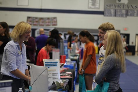 First Junior College Fair for Howell