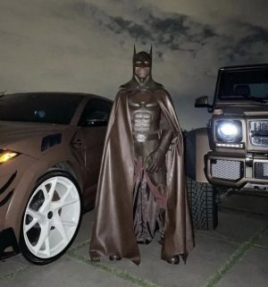 Travis Scott deletes Instagram after poorly received Batman costume