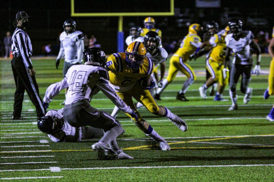 Varsity football advances to state quarterfinals