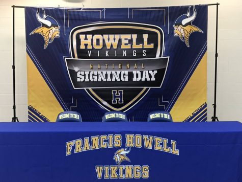 Vikings take part in National Signing Day