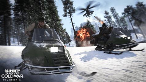 Black Ops: Cold War debuts Nov. 13, doesn