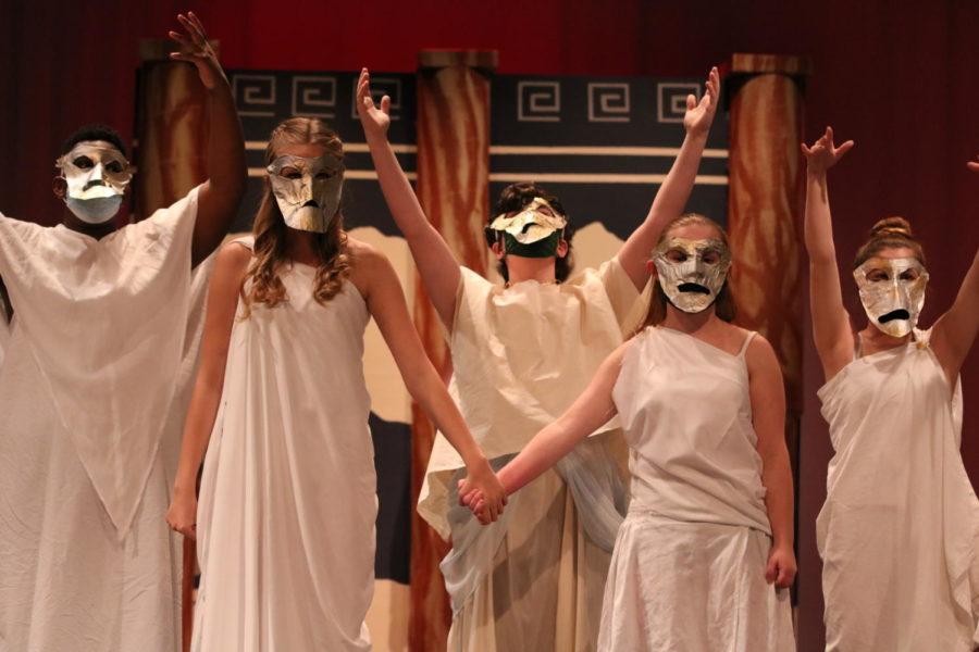 Limelight Theatre performs 'Antigone' April 22 & 23