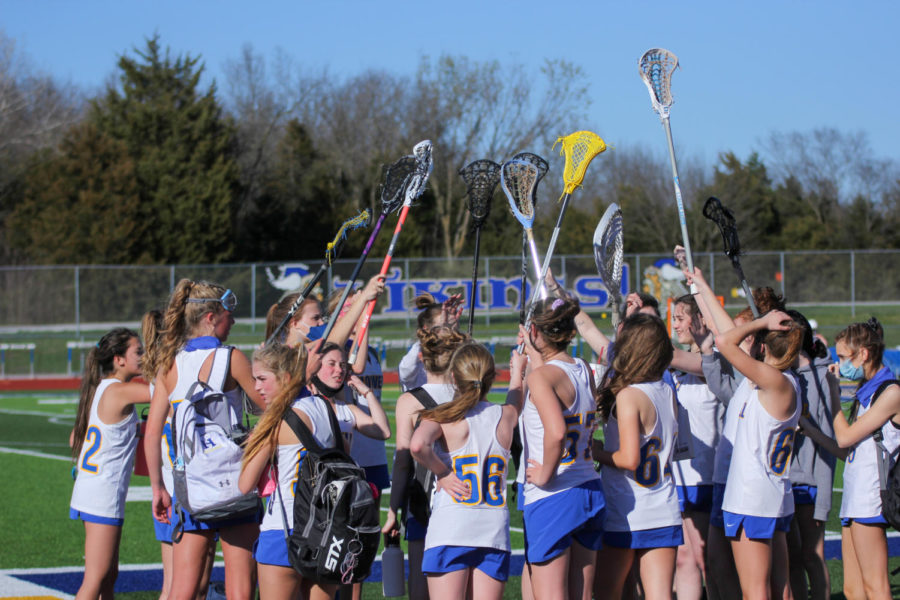 Lacrosse ends season 12-5 with highest win ratio in program history