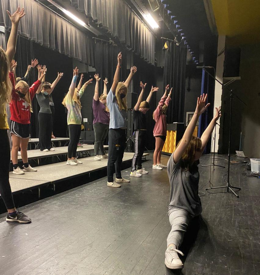 Choir prepares for Singers Choice