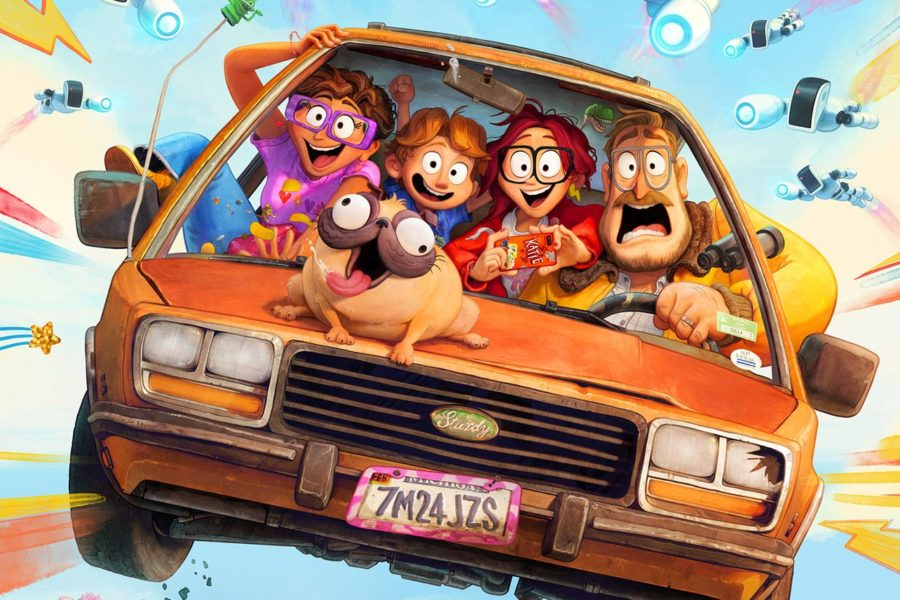 Sony Animation continues streak of excellence with The Mitchells vs. the Machines