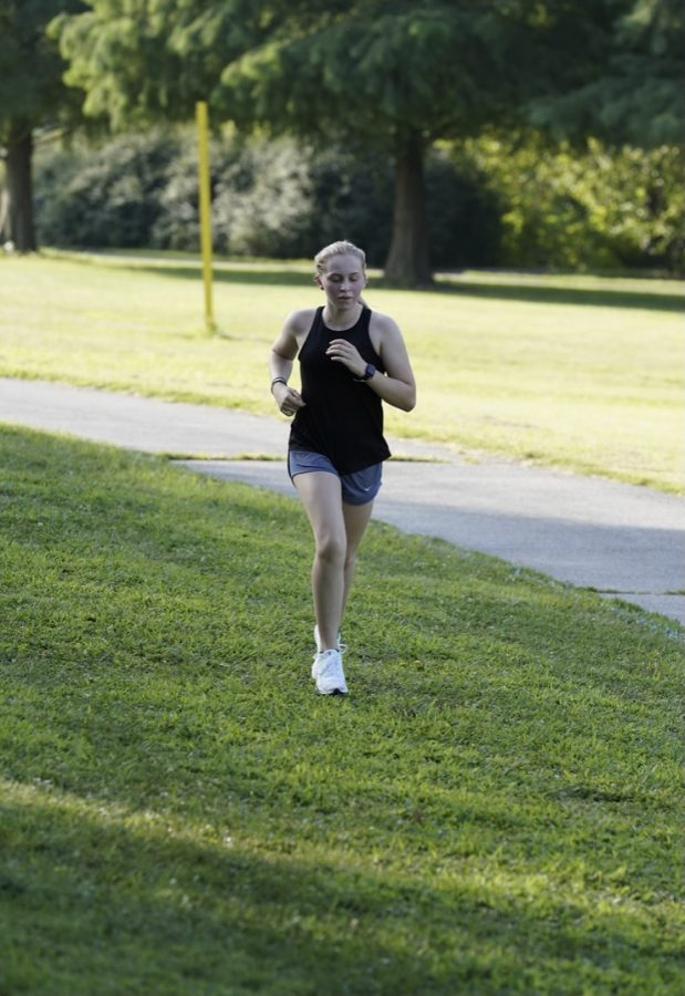 Cross Country Takes on New Course
