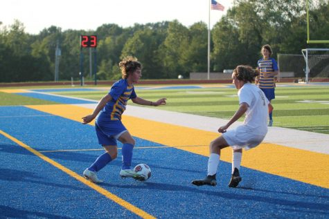 Boys Soccer Takes #1 In GAC South Division
