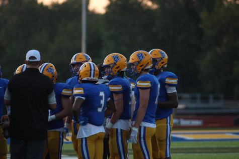 Football Ranks Sixth in State and Undefeated in 2021-2022 Season
