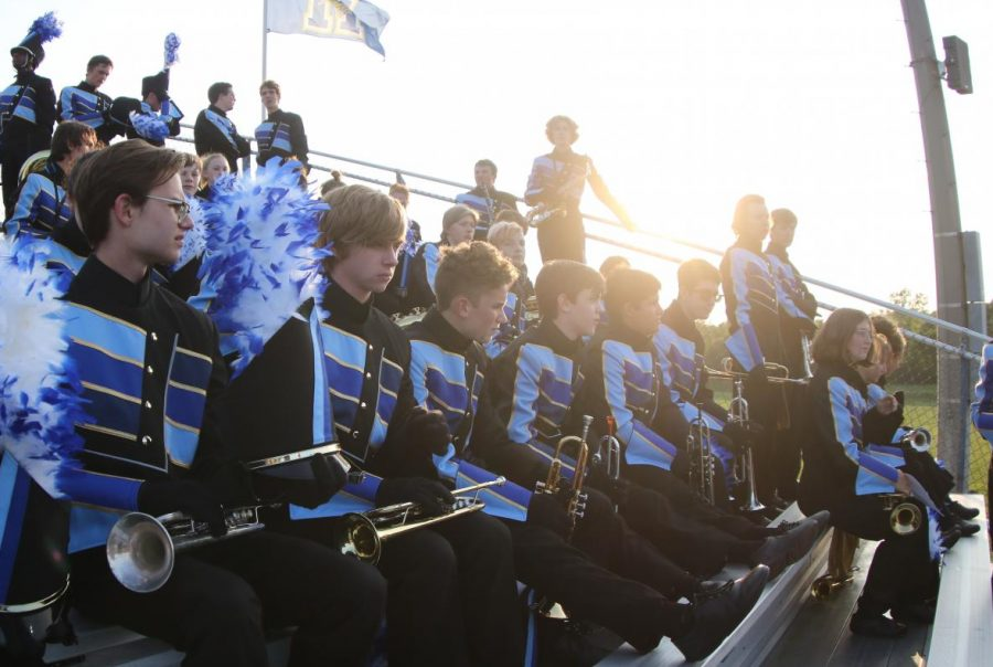Marching+Band+Takes+5th+at+Lafayette+Contest+of+Champions