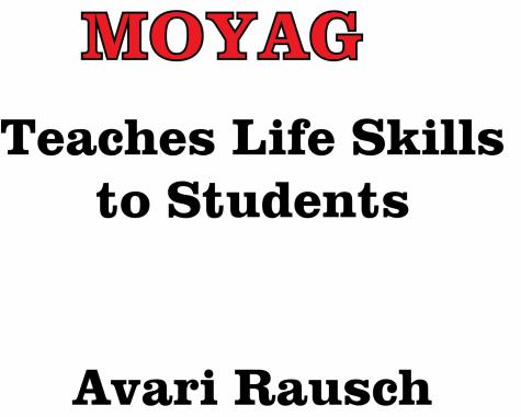 MOYAG Teaches Life Skills to Students